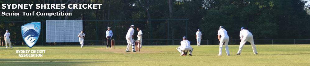Sydney Shires Cricket